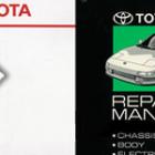 RTA – Manuel de réparation Toyota MR2 rév 1