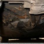 Photos de l'emplacement des barres d'entretoise (chassis bar) pour Toyota MR2